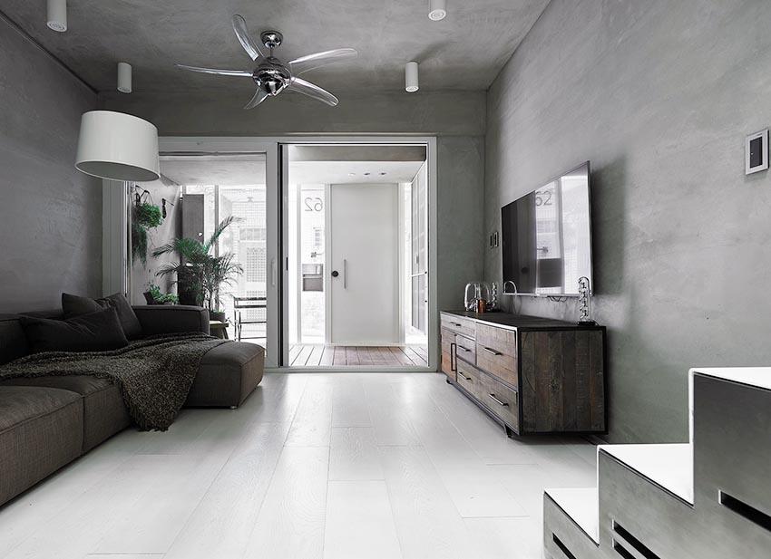 住宅空间,住宅设计,建筑改造,老屋改造,私人住宅设计,简约设计
