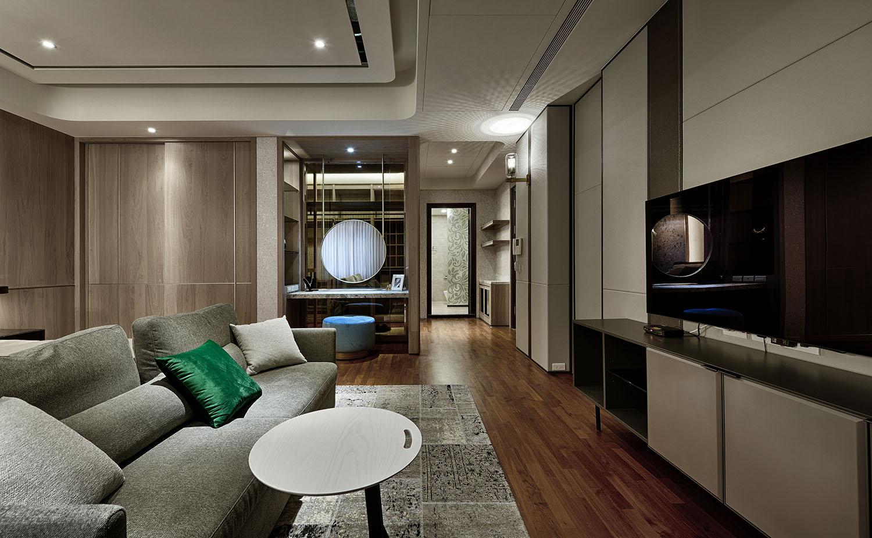 住宅空间,住宅设计,别墅设计,台湾住宅设计,台湾别墅设计,台湾家装设计,台湾设计,轻奢风格住宅设计,现代风格住宅设计,轻奢风格,仝育设计,仝育设计作品,项目投稿